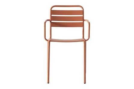 Flip Top Outdoor Carnelian Dining Chair