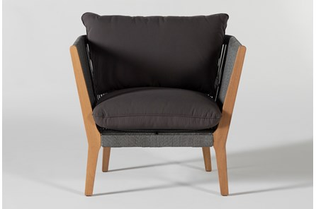 Hyde Outdoor Lounge Chair - Main