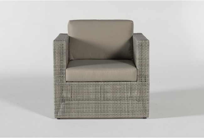 Union Outdoor Lounge Chair - 360