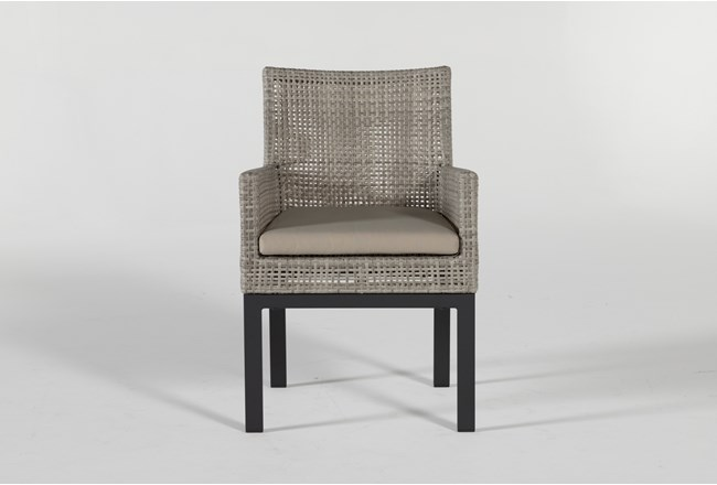Union Outdoor Woven Dining Chair - 360