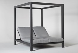 Ravelo Outdoor Double Chaise Daybed