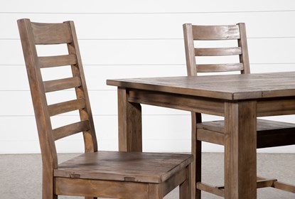 Excellent Highlands 5 Piece Dining Set With Caden Chairs Ibusinesslaw Wood Chair Design Ideas Ibusinesslaworg