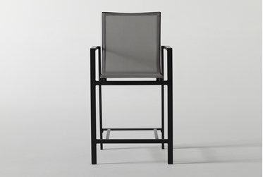 """Ravelo Outdoor Sling 22"""" Counter Stool"""