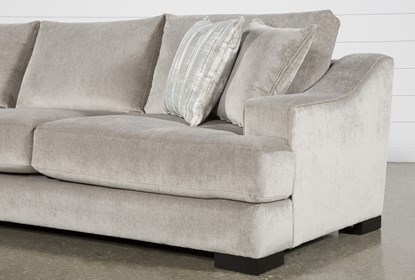 Lodge Fog 2 Piece Sectional With Left