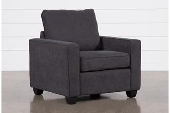 Reid Gunmetal Chair