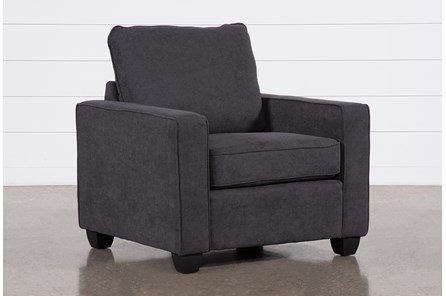 Reid Gunmetal Chair