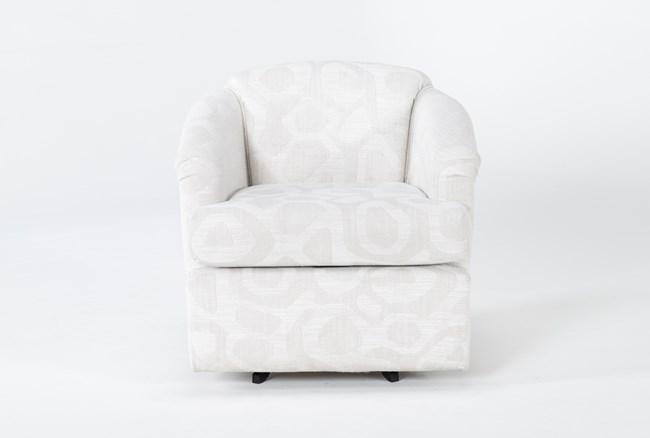Aiko Swivel Accent Chair - 360
