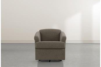 Aiko Nightingdale  Swivel Accent Chair