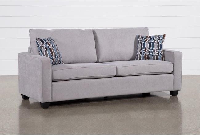 Reid Smoke Sofa - 360