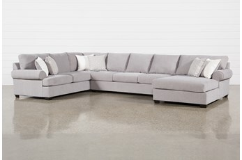 "Brody 3 Piece 163"" Sectional With Right Arm Facing Chaise"