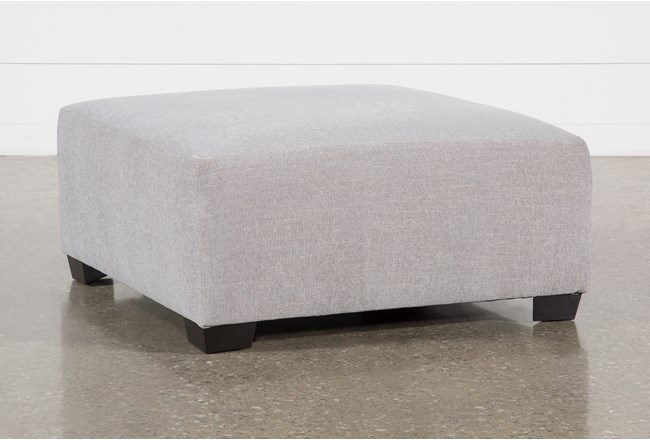 Brody Cocktail Ottoman - 360