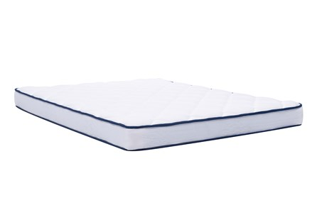 Calma 7 Inch Queen Innerspring Mattress - Main