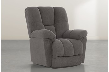 Maurer II Bark Power-Lift Recliner