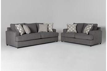 Milani 2 Piece Living Room Set