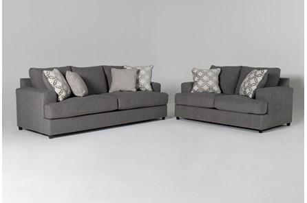 Milani 2 Piece Living Room Set