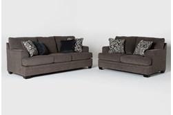 Harland 2 Piece Living Room Set