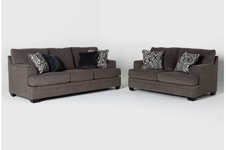 Harland 2 Piece Living Room Set