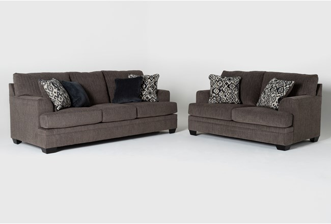 Harland 2 Piece Living Room Set - 360