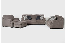 Harland 4 Piece Living Room Set