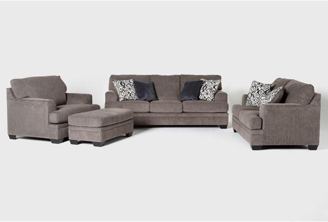 Harland 4 Piece Living Room Set - 360