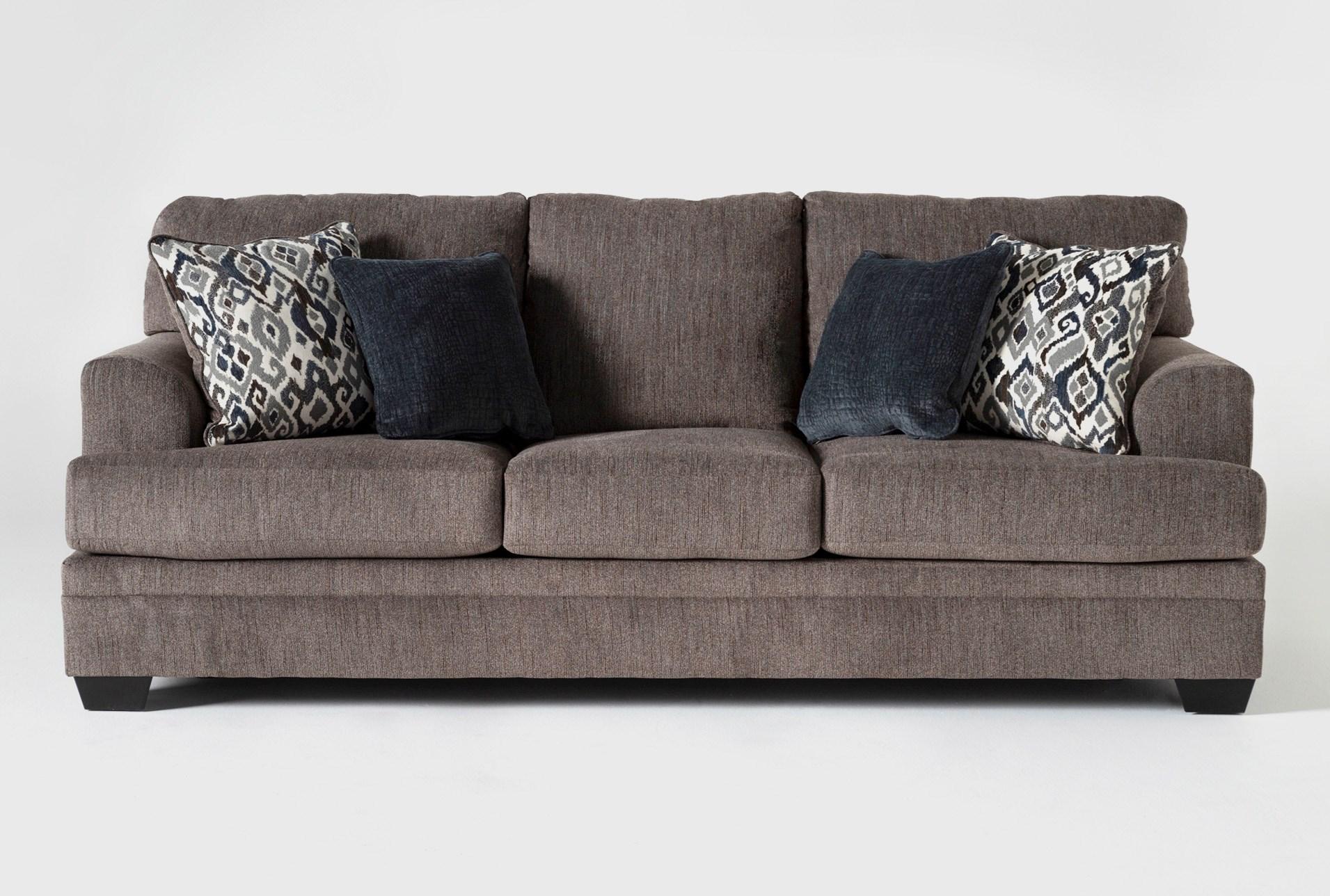 Harland 92 Sofa Living Spaces, Comfort Living Furniture San Leandro
