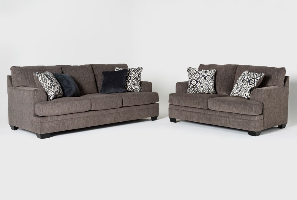 Harland 2 Piece Living Room Set with Queen Sleeper