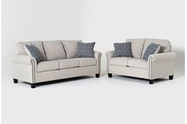 Briella 2 Piece Living Room Set
