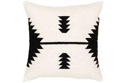 Accent Pillow-Mod Southwest Arrows Black And White 20X20
