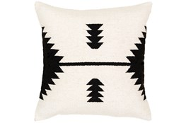Accent Pillow-Mod Southwest Arrows Black And White 20X20