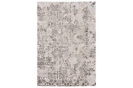 60X96 Rug-Hilla White/Birch