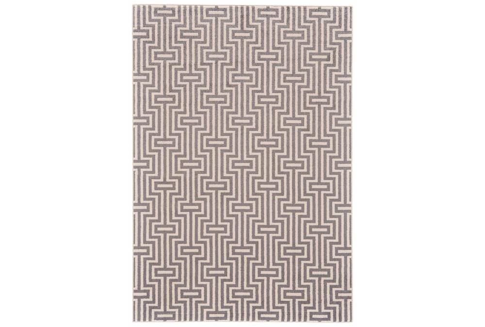 63X90 Rug-Hurley Cotton/Grey