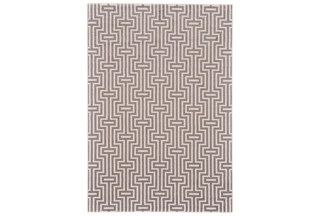 63X90 Rug-Hurley Cotton/Grey - 360