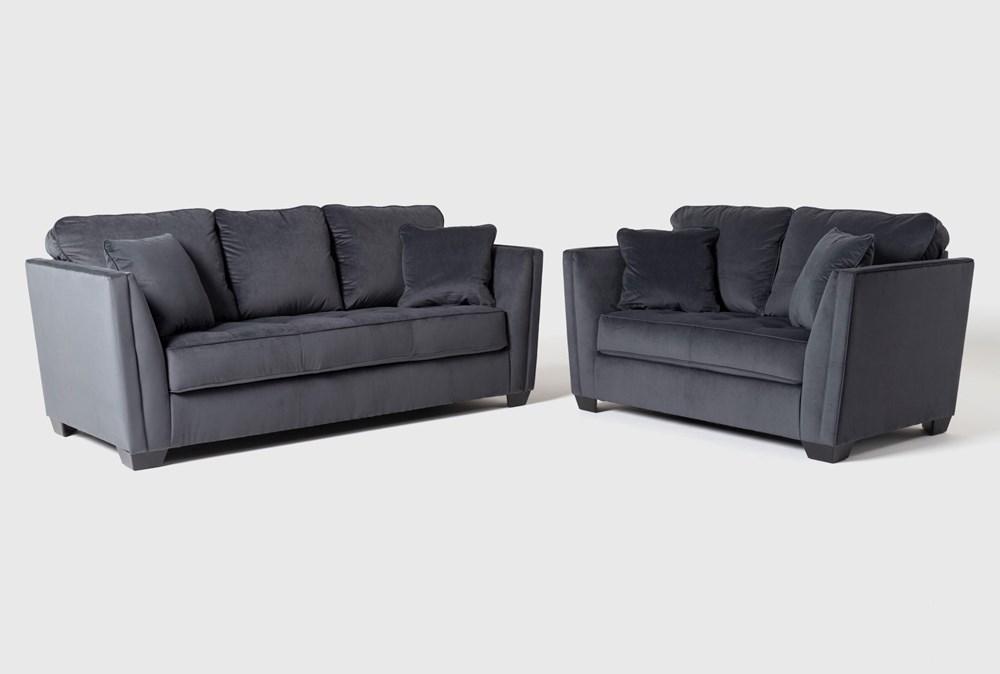 Maven Shadow 2 Piece Living Room Set