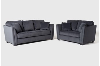 Maven Shadow 2 Piece Living Room Set
