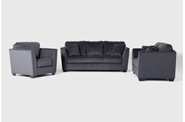 Maven Shadow 3 Piece Living Room Set