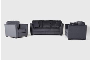 Maven Shadow 3 Piece Living Room Set