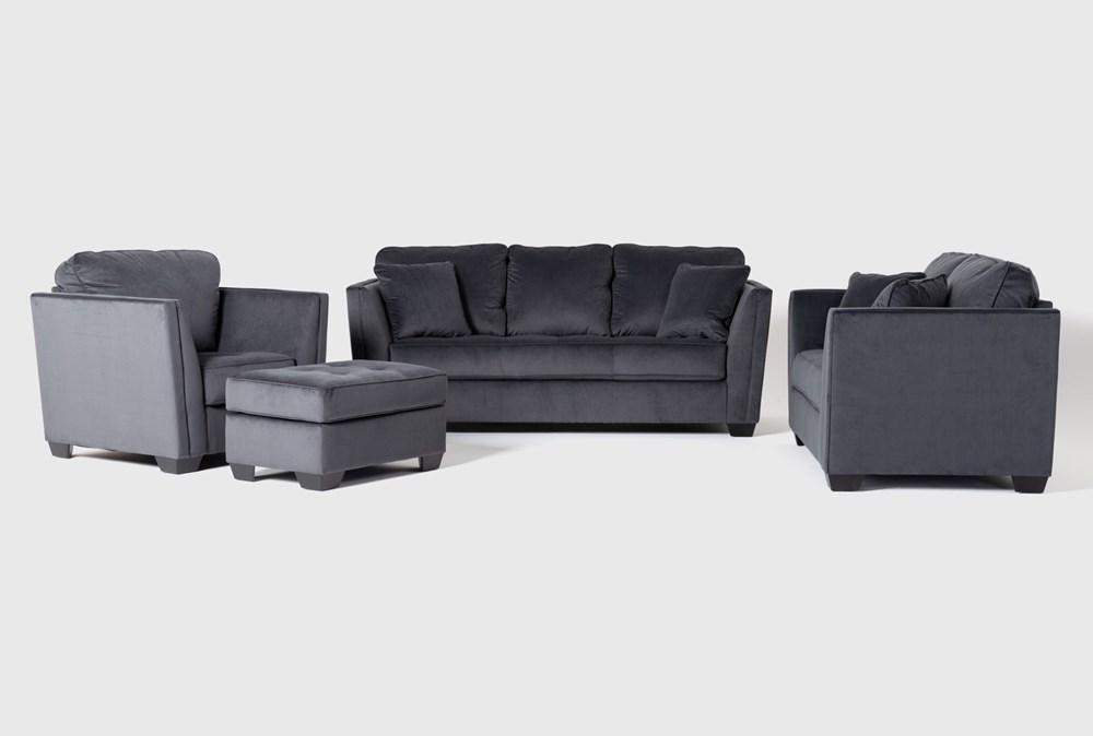Maven Shadow 4 Piece Living Room Set
