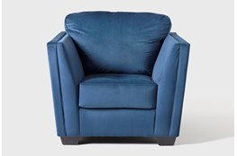 Maven Ink Blue Chair