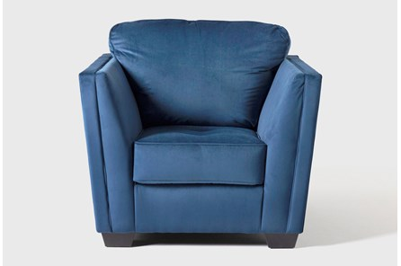 Maven Ink Blue Chair
