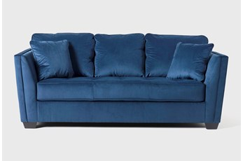 Maven Ink Blue Sofa