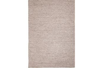 5'x8' Rug-Karisa Braided Heather Grey