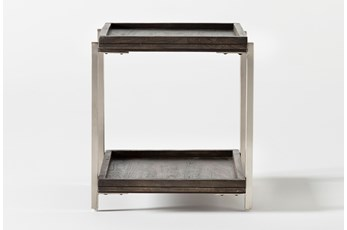 Swell End Table