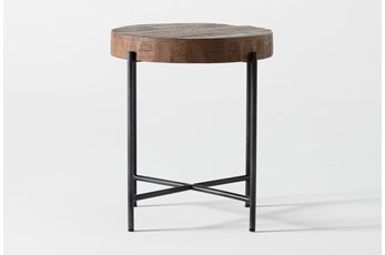 Dunkin End Table