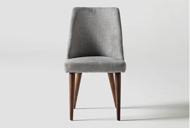 Moda II Grey Dining Side Chair