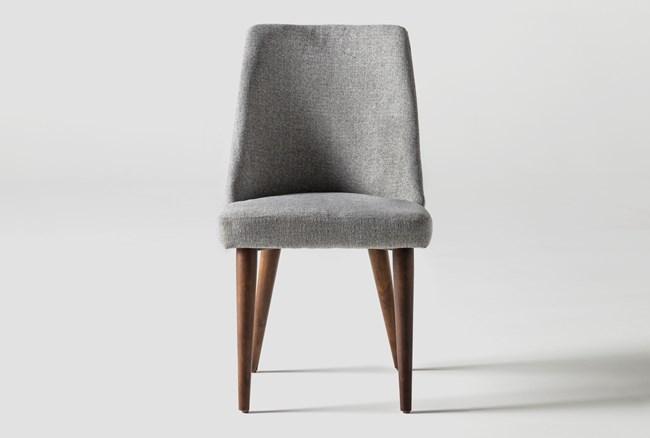 Moda II Grey Dining Side Chair - 360