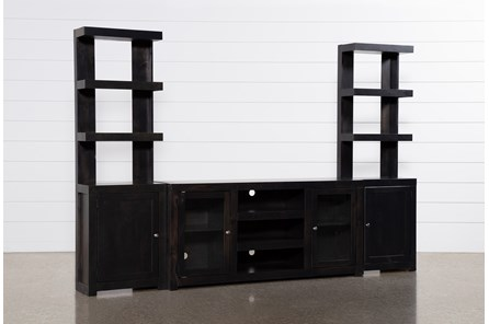 Benji 3 Piece Entertainment Center - Main