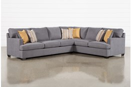 Emmeline 2 Piece Sectional With Left Arm Facing Sofa