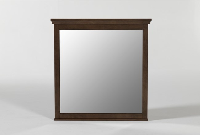 Dawson Chestnut Mirror - 360