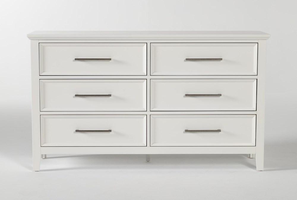 Dawson White Dresser
