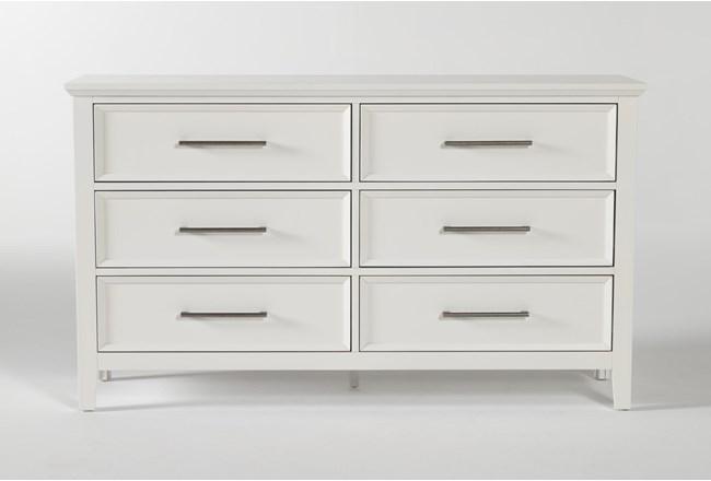 Dawson White Dresser - 360